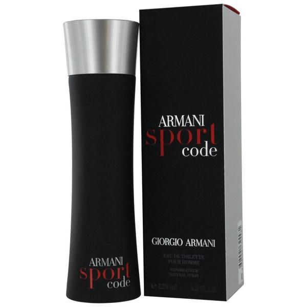 armani code sport 125ml edt original perfume malaysia. Black Bedroom Furniture Sets. Home Design Ideas