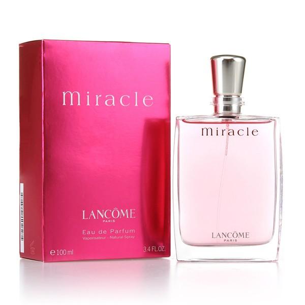 lancome miracle 100 ml
