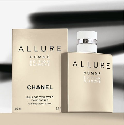 Chanel Allure Homme Edition Blanche 100ml EDT | Original Perfume Malaysia