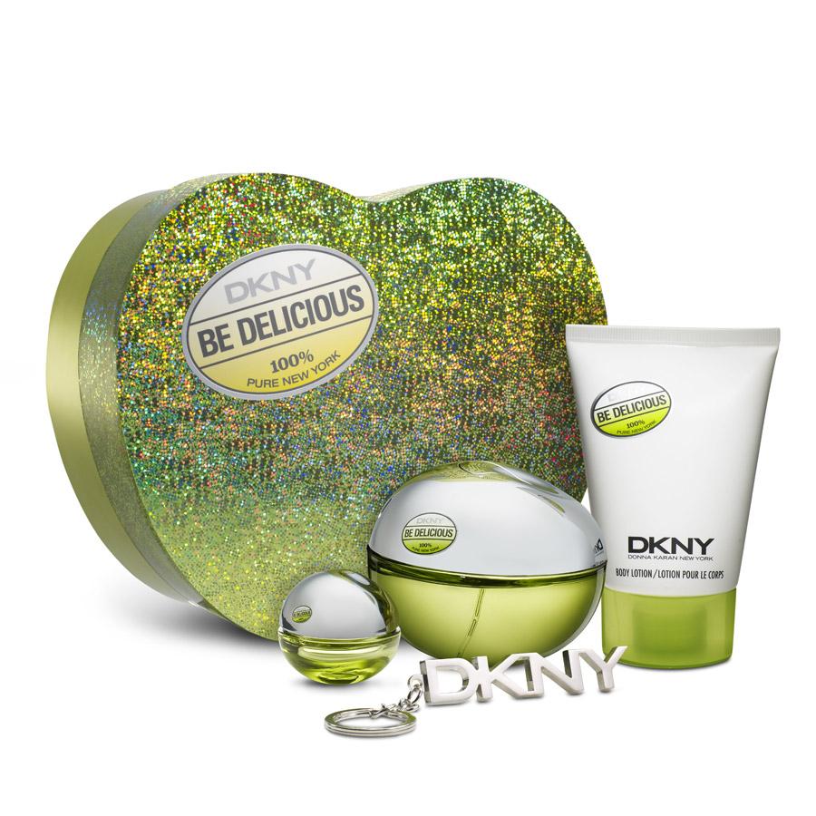 DKNY Be Delicious Gift Set   Original Perfume Malaysia