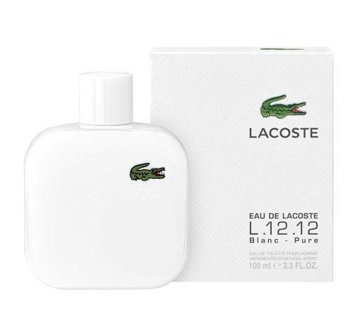 Lacoste white