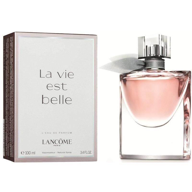 lancome la vie est belle 100ml edp original perfume malaysia. Black Bedroom Furniture Sets. Home Design Ideas