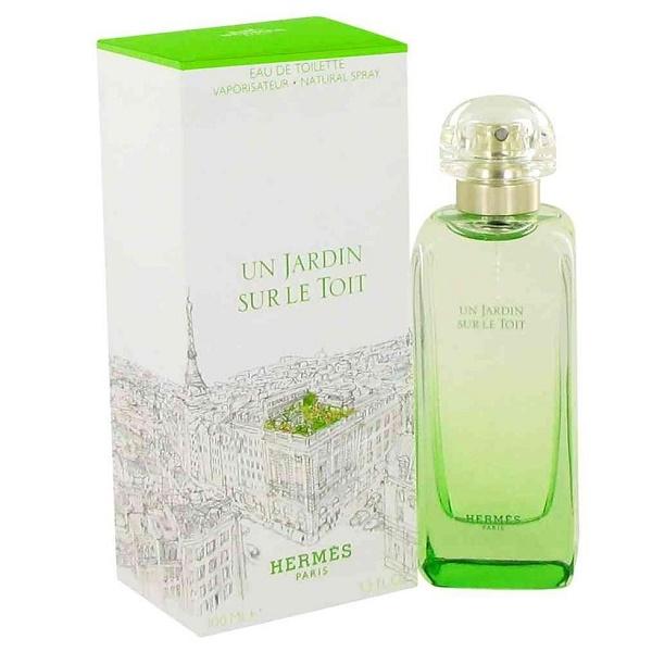 Un jardin sur le toit by hermes perfume - Un jardin sur le toit ...