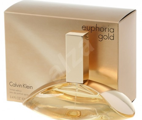 euphoria gold woman