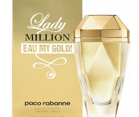 lady eau my gold