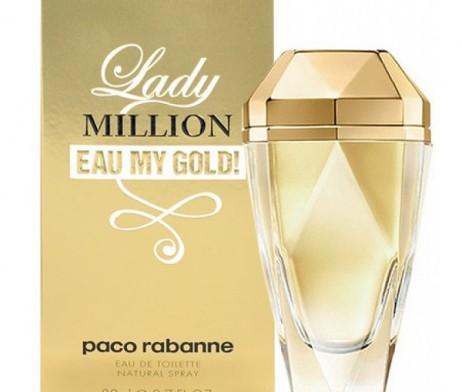 lady eau my gold