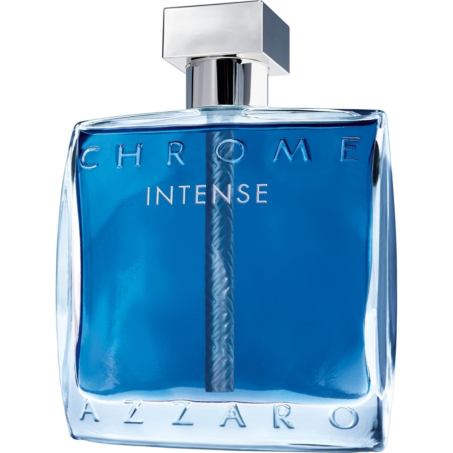 Azzaro chrome intense 100ml edt original perfume malaysia for Chrome azzaro perfume