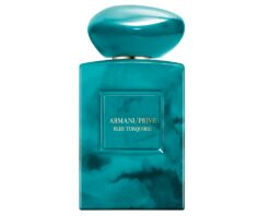 armani bleu truquoise