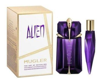 mugler alien set