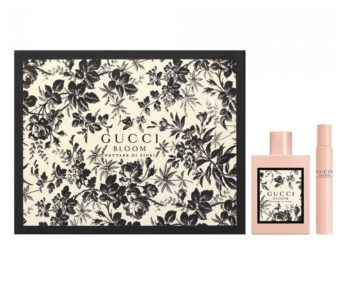 gucci bloom nettare fiori set