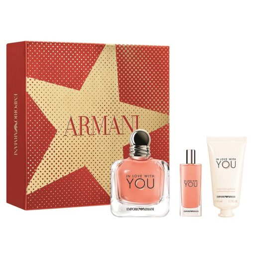 armani in love